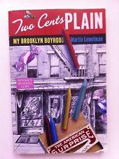 Two Cents Plain: My Brooklyn Boyhood by Martin Lemelman (Advance Reading Copy)