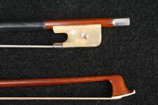 E Sartory Modell Bratschenbogen Violen Bogen ironwood Viola Bow 69g-71g