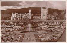 Balmoral Castle & Gardens, CRATHES, Aberdeenshire RP