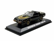 Giw Greenlight Kill Bill Vol. 2 Diecast Modell 1/43 1980 Pontiac Firebird tra