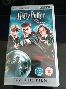 HARRY POTTER AND THE ORDER OF THE PHOENIX - PSP GAME - ORIGINAL & COMPLETE
