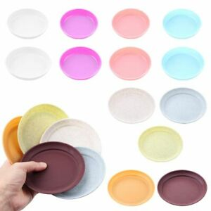 Flower Pot Durable Indoor Outdoor Plastic Tray Saucers Plant Saucer Drip Trays
