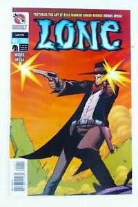 Dark Horse/Rocket Comics LONE (2003) #1 JEROME OPENA HTF NM (9.4) Ships FREE!