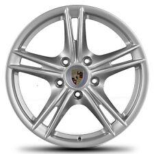 Original 18 Zoll Felge Porsche Boxster Cayman S II Rad 987 Alufelge 98736213903
