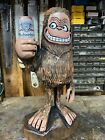 Chainsaw+Carved+BEER+BELLY+BIG+FOOT%2C+SASQUATCH+26%22+Tall+ORIGINAL+Man+Cave+Decor