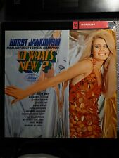 HORST JANKOWSKI SO WHAT'S NEW? VINYL LP