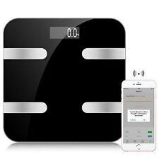 Digital Bluetooth Body Fat Bath BMI Smart Scale Balance Weight Fitness 180kg