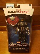 Hasbro Marvel Legends Gamerverse Abomination BAF Wave Captain America New