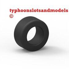 Team Slot n0013 alto agarre neumáticos De Caucho X 4 - 18 X 9,5 Mm-Nuevo