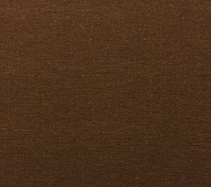 """OUTDURA RUMOR COFFEE BROWN NUBBY WOVEN OUTDOOR INDOOR FABRIC BY THE YARD 54""""W"""