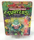1990 TMNT Ray Fillet MOC Action Figure Teenage Mutant Ninja Turtles Unpunched