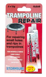 Trampoline Repair Glue - Pack of 2