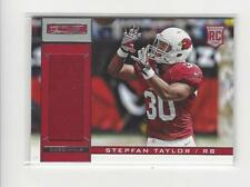 2013 Rookies and Stars #233 Stepfan Taylor Rookie JERSEY Cardinals