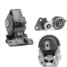 3 PCS ENGINE MOUNTS & TRANS MOUNTS FOR 2007-2008-2009-2010 FORD EDGE 3.5L V6 A/T