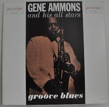 Gene AMMONS et son All Stars Groove Blues JAPAN LP 1964 Victor PJ-7201-15