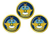 Royal Brunei Air Force Marqueurs de Balles de Golf