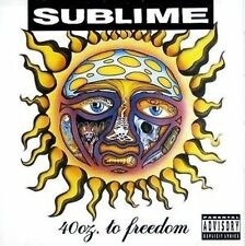 40 Oz To Freedom 0008811147426 By Sublime CD