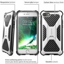 For iPhone 7 iPhone 8 Case i-Blason Dual Layer Combo Holster Case w/ Kickstand