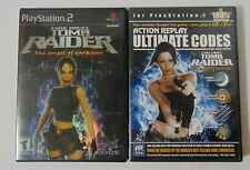 Tomb Raider The Angel of Darkness With Ultimate Codes PlayStation 2 PS2 Complete
