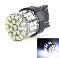1X New White T20 7443 W21/5W 1206 50SMD Car Tail Turn Braket Parking LED Lamp H7