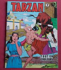 TARZAN N° 7 EO DEL DUCA 1ERE SERIE 1964 COULEURS SUPERBE ETAT