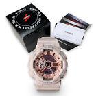 Pink Casio G-Shock Digital Dial Resin Ladies Women Watch GMAS110MP-4A1 NEW