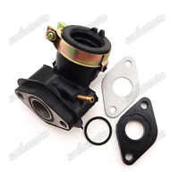 Carburetor Intake Manifold Inlet Pipe Gasket For Chinese GY6 50cc Moped Scooter