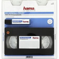 More details for new vhs video head cleaner tape and cleaning fluid wet type fast dispatched