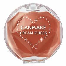 CANMAKE cream teak 17 caramel latte 2.4g pink