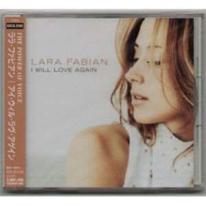LARA FABIAN - CD - JAPAN - I Will Love Again - SRCS2292 - SEALED - PROMO