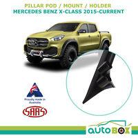 SAAS 2 Gauge Pillar Pod for Mercedes Benz X-Class 2015 - Current Holder 52mm