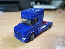 Herpa Scania Hauber TL 6x4 Zugmaschine ultramarinblau 151726-007