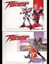 Tekkaman Blade Collection I & Collection II (DVD, 2007, Brand New Anime)