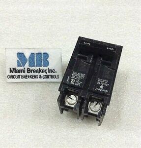 Q2100 SIEMENS PLUG-IN CIRCUIT BREAKER 2 POLE 100 AMP 120 VAC NEW