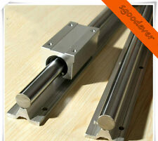 linear bearing slide unit 2 SBR12-300mm+ 4 SBR12UU