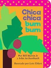 CHICA CHICA BUM BUM/ CHICKA CHICKA BOOM BOOM - MARTIN JR, BILL/ ARCHAMBAULT, JOH