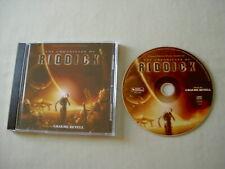 The Chronicles Of Riddick Film Soundtrack Varese Sarabande Cd Graeme Revell