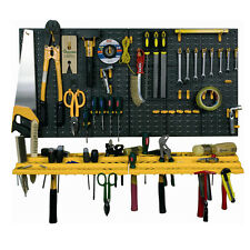 Tool Organiser Garage Wall Tool Rack Storage Kit with 50 Hooks