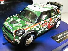 Carrera Digital 132 30615 Mini Countryman WRC Palmeirinha Rally RMC 2012 Neu