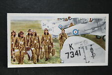 RAF Flying Training School    1930's Vintage Card  # VGC