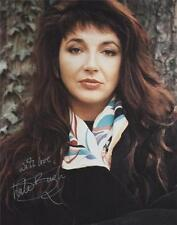 3 Kate Bush Preprint 3 Photos Hand Signed 8x10 Autograph Photographs Prints NEW
