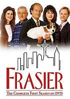 Frasier Series 1 DVD Box Set Kelsey Grammer David Hyde Pierce John MahoneySEALED