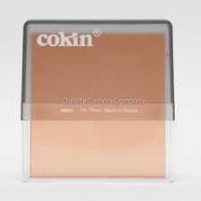 "COKIN ""A"" SERIES A029 ORANGE 85 FILTER - CONVERT DAYLIGHT>TUNGSTEN 3200K - NOS"