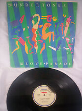 THE UNDERTONES, 12 INCH,THE LOVE PARADE, + 4 TRACKS,1983,VG +CONDITION
