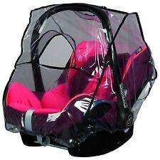Sunnybaby Regenschutz für Babyschale Maxi Cosi Autositz Regenverdeck *NEU*