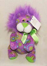 Ganz Floral Cuties Plush - Lion (H11907) NEW!