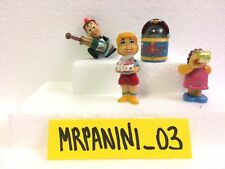 W IL 2000 1999 - Kinder SORPRESINE - Serie Completa 4 pz