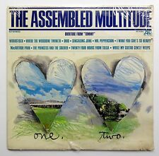 THE ASSEMBLED MULTITUDE LP ATLANTIC SD 8262 SEALED