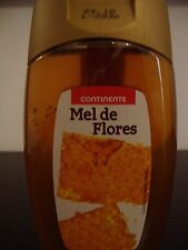 1 bottle 500 gr / 17.6 oz Portuguese HONEY Raw Pure Natural Wildflower Top Down