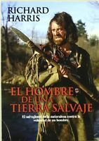 El Hombre De Una Tierra Salvaje (Man In The Wilderness) Richard Harris BRAND NEW